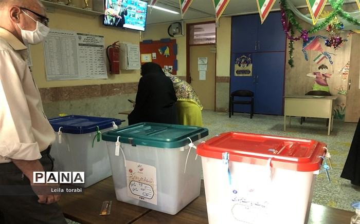 انتخابات ۱۴۰۰در ورامین