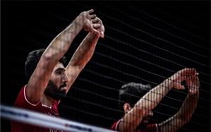 تیم آلکنو ششتایی شد؛ والیبال ایران دو رقمی ماند