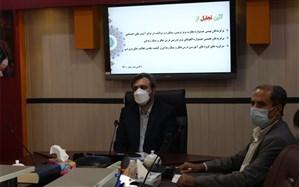 آیین تجلیل از برگزیدگان مرحله استانی جشنوارههای امورتربیتی و سرگروههای آموزشی حوزه پرورشی