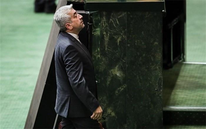 وزیر نیرو مجلس