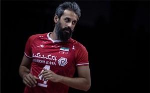 تمجید صفحه اینستاگرام fivb از اسطوره والیبال ایران