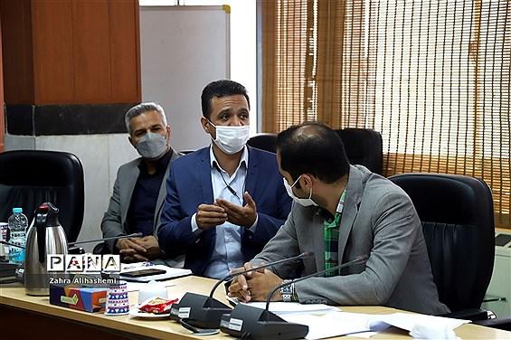 نشست کمیته فرهنگی و پیشگیری استان تهران