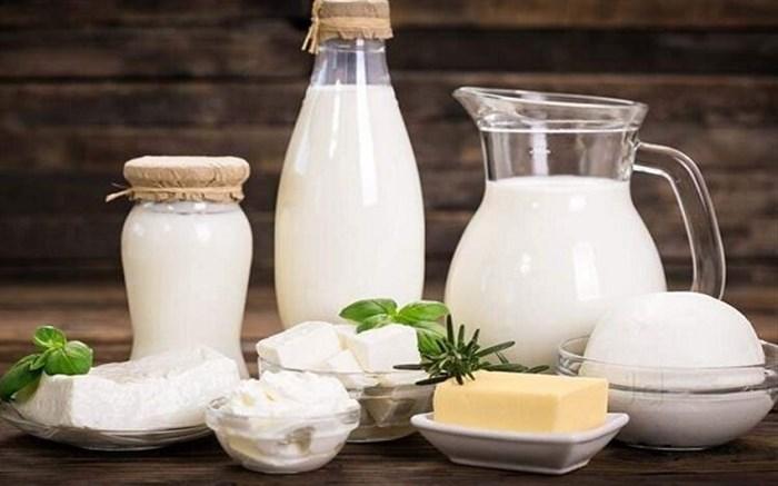 شیر و لبنیات از سبد خرید مردم حذف می شود