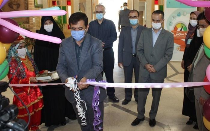 مراسم افتتاحیه طرح سنجش نوآموزان بدو ورود به مدرسه برگزار شد