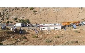 گفتوگو با یکی از خبرنگاران سانحهدیده در حادثه واژگونی اتوبوس خبرنگاران در نقده/ فیلم