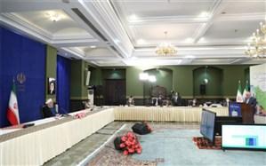 آغاز افتتاح ۳ طرح شرکت ملی گاز ایران با فرمان رئیسجمهوری
