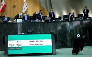 پنج وزیر به کمیسیونهای تخصصی مجلس میروند