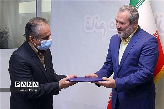 انتصاب  رئیس دبیرخانه مجلس دانشآموزی