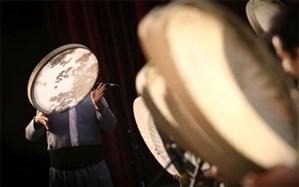 رقابت نهایی 150 نوازنده در  هشتمین جشنواره تکنوازان دف
