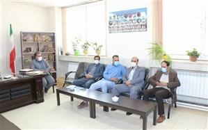 برگزاری جلسه روسای آموزش و پرورش مناطق و شهرستانهای شرق استان اصفهان در کوهپایه