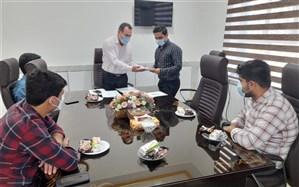 برگزاری جلسه هم اندیشی اعضای شورای دانش آموزی منطقه سردشت