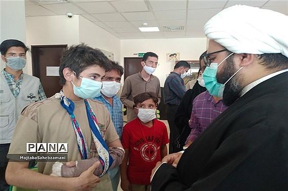 مراسم افتتاح و بهره برداری از سه پروژه خیرین حوزه سلامت کاشمر