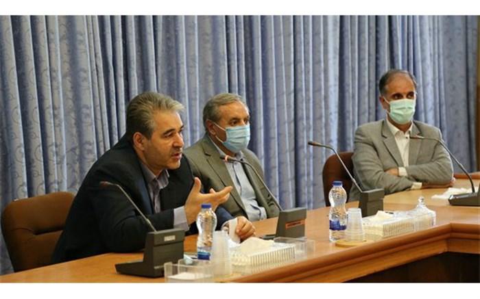 جلسه شورای آموزش و پرورش استان  اردبیل