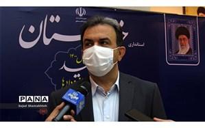 ۹ شهر خوزستان در وضعیت قرمز قرار گرفتند