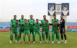 تیم ماشین سازی تبریز در لبه  پرتگاه