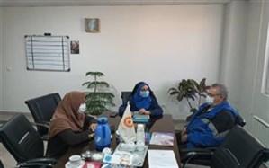 راه اندازی صندوق خرد مالی CBR در ملارد