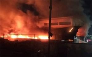 قربانیان حادثه بیمارستان امام حسین (ع) به 60 نفر رسید؛ اعلام عزای عمومی در عراق