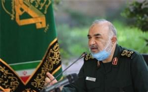فرمانده کل سپاه: هیچ ملتی بدون جهاد و جنگ، ایستادگی و مقاومت به برکت و قدرت نمیرسد