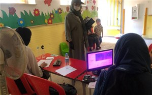 آغاز طرح بینایی سنجی کودکان در شهرستان ملارد