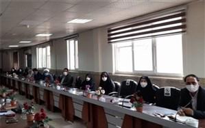 برگزاری سومین جلسه شورای آموزش و پرورش شهرستان قرچک درسال۱۴۰۰