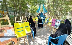 برگزاری جلسه ترویج فرهنگ عفاف  وحجاب در مدرسه شاهد نصرت مشهد