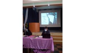 بزرگداشت هفته عفاف و حجاب در جواد آباد