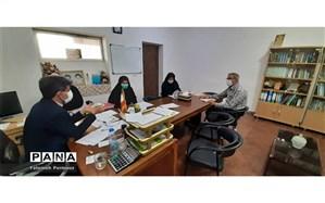 برگزاری نشست کمیته فنی سازمان دانش آموزی شهرستان دزفول