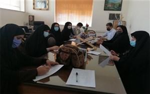 جلسه کمیته فنی سازمان دانشآموزی ناحیه یک یزد برگزار شد