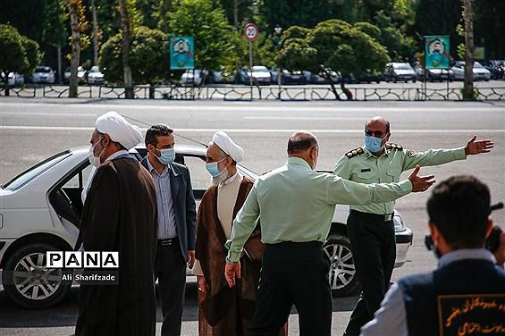مراسم قدردانی از فعالان حوزه عفاف و حجاب