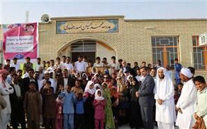 رکورد ساخت روزانه 3 کلاس درس در سیستان و بلوچستان