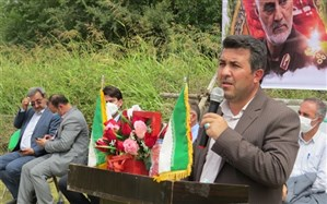 بازگشایی اردوگاه دانشآموزی شهید سلیمانی در شهرستان پارس آباد