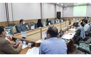 برگزاری جلسه شورای برنامهریزی سازمان دانشآموزی قم