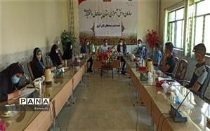 برگزاری دومین نشست هیئت رئیسه مجلس دانشآموزی