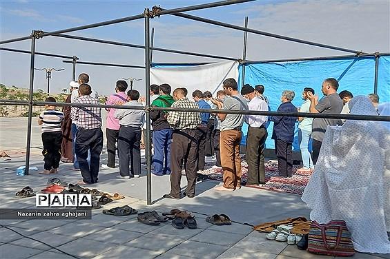 برگزاری نماز عید قربان در شهرستان رباط کریم