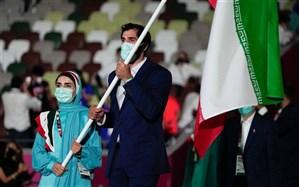 المپیک توکیو رسماً افتتاح شد؛ کاروان ایران رژه رفت + فیلم