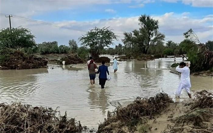 تیرماه امسال 45 برابر زمستان در سیستان و بلوچستان باران بارید