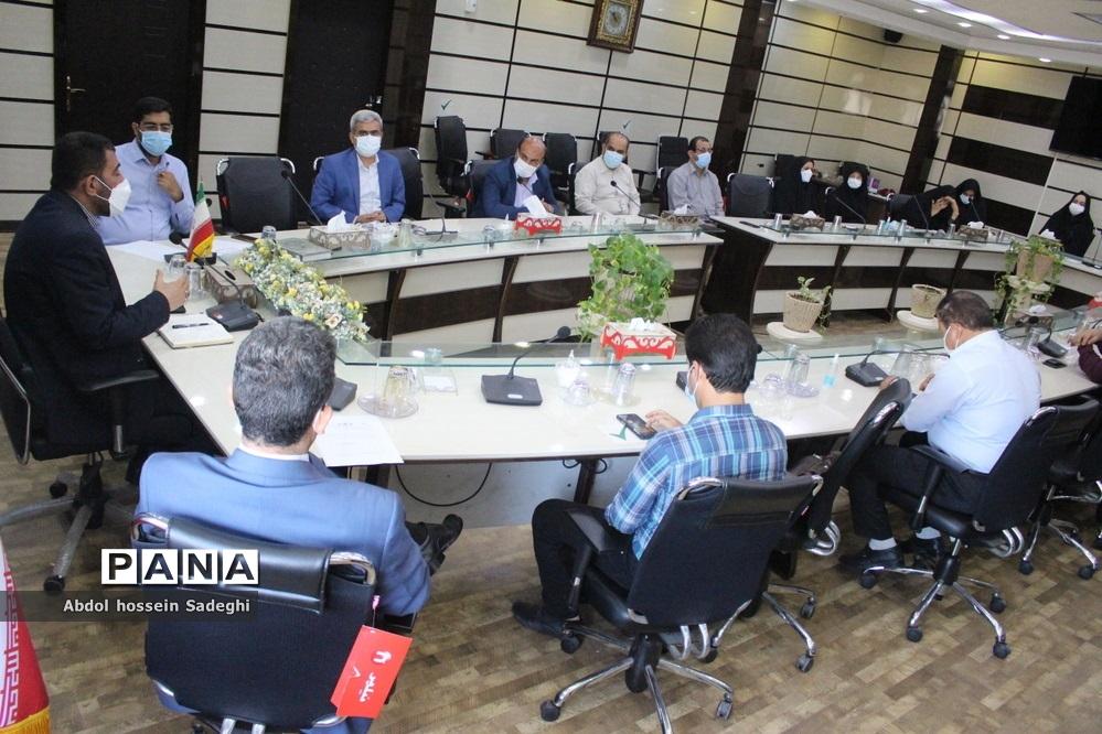 شورای عمومی معاونت پرورشی و فرهنگی ادارهکل آموزش و پرورش استان بوشهر