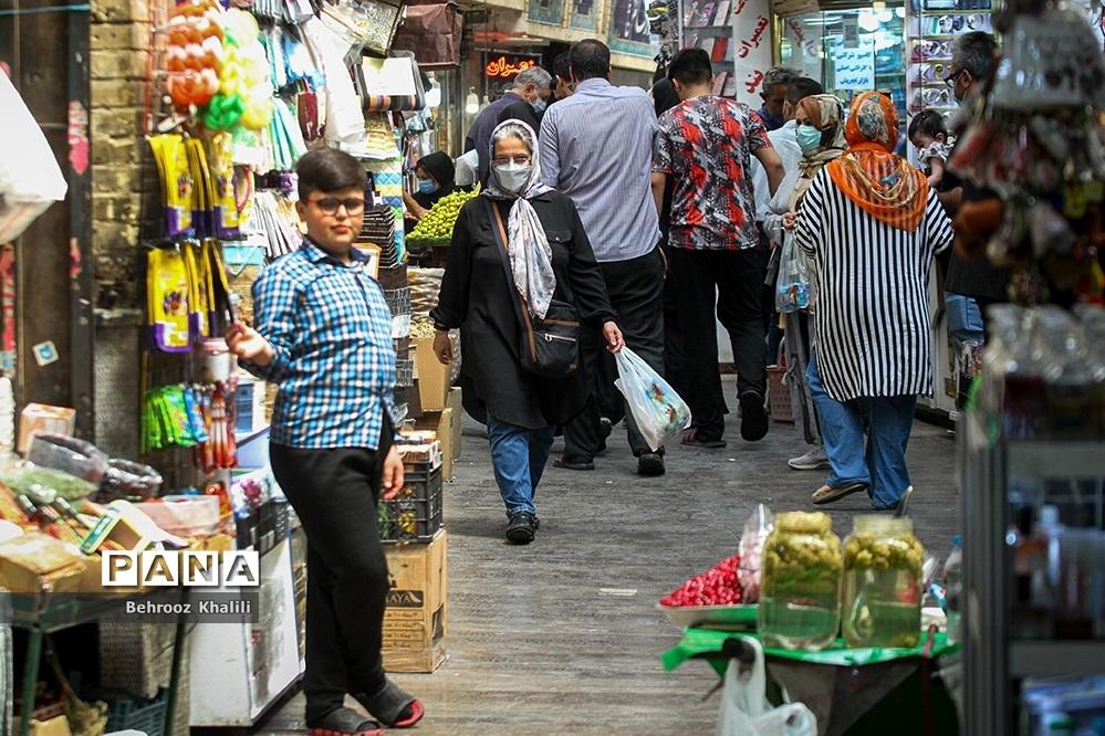 اعلام وضعیت اضطراری کرونا و درخواست تعطیلی عمومی با توجه به سطح هشدار قرمز فارس