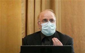 قالیباف: توافق ایران و سوریه، کمک به منافع اقتصادی دو کشور است
