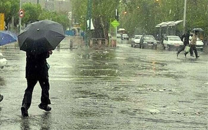 هشدار مدیریت بحران گیلان درخصوص بارندگیهای آخر هفته