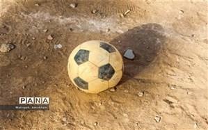 کمبود فضای ورزشی در شهر پردنجان