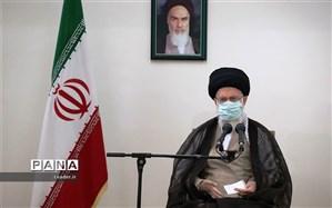 رهبر انقلاب اسلامی درگذشت حجتالاسلام حاج سید رضا حسینی را تسلیت گفتند