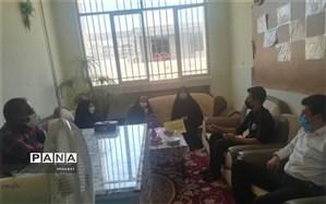 جلسه کمیته فنی سازمان دانشآموزی  شهرستان ابرکوه برگزار شد