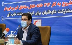 رئیس جمعیت هلال احمر:هلالاحمر مهر ماه ۶۰ میلیون دز واکسن وارد میکند