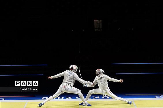 کاروان ایران در مسابقات المپیک 2020 توکیو