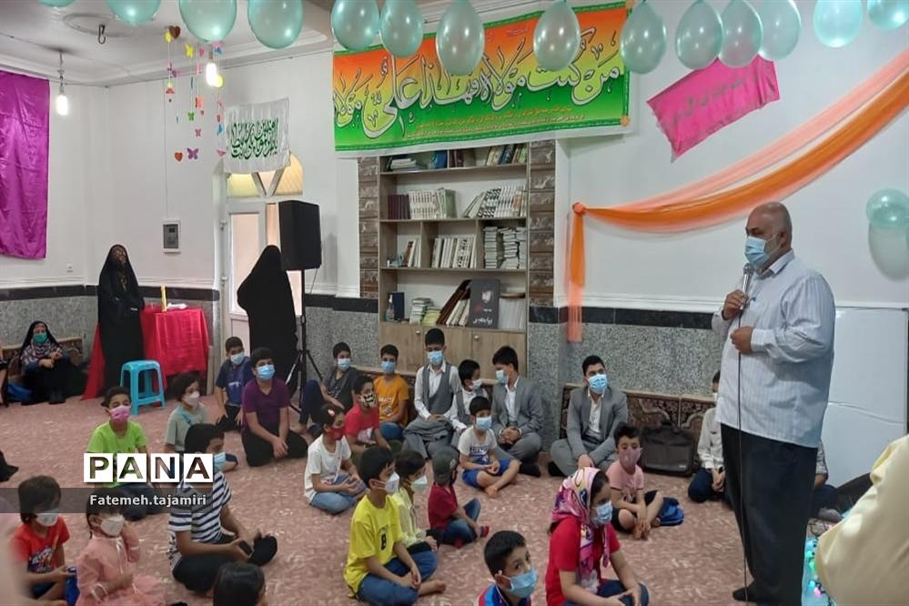ویژه برنامه عید سعید غدیر خم  در بوشهر