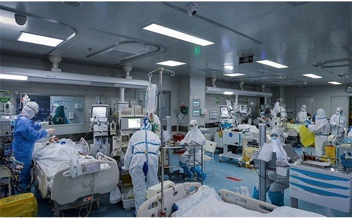 بیش از هزار و ۳۰۰ بیمار مبتلا به کرونا در بیمارستانهای گیلان بستری هستند