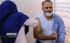 آغاز رسمی واکسیناسیون معلمان از امروز