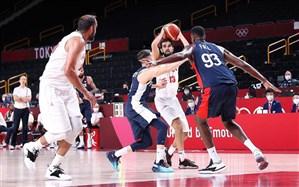 بسکتبال المپیک توکیو؛ سند حذف ایران امضا شد