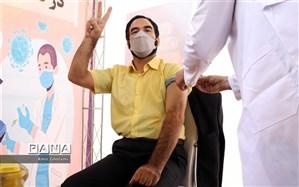 آغاز واکسیناسیون فرهنگیان شهر تهران؛ روزانه 200 نفر واکسینه میشوند